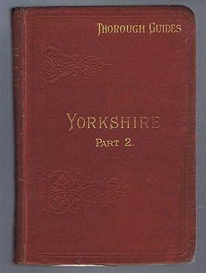 Through Guide Series: Yorkshire (Part II), West: M J B