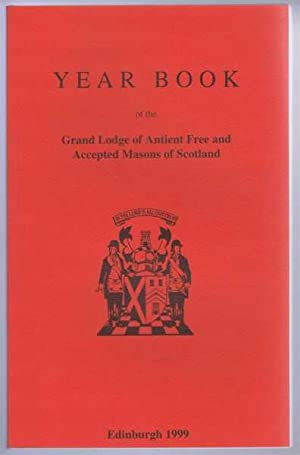 Grand Lodge of Scotland Year Book, The: edited by J