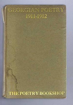 Georgian Poetry 1911 - 1912: Lascelles Abercrombie, Gordon