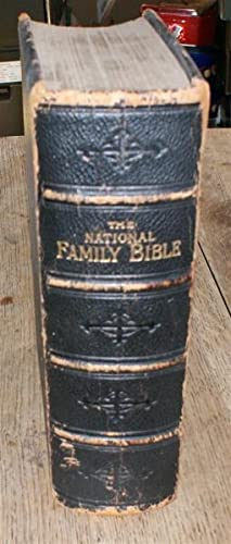 The National Comprehensive (illustrated) Family Bible with the Commentaries of Scott and Henry etc....