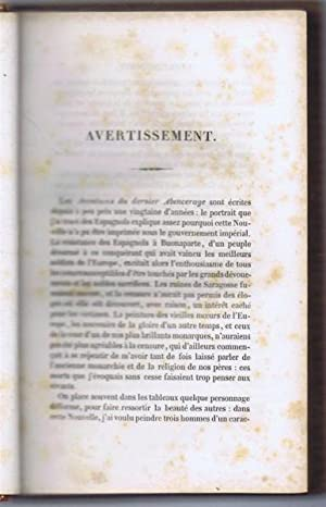 Les Aventures du Dernier Abencerage, also Voyage en Amerique.: Not given (Francois Rene de ...