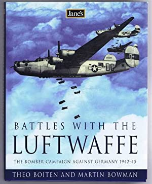 Jane's Battles with the Luftwaffe, The Bomber: Theo Boiten &