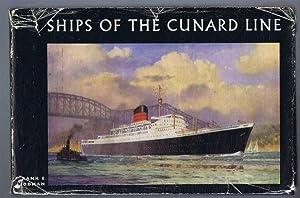 Ships of the Cunard Line: Frank E Dodman