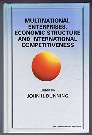 Multinational Enterprises, Economic Structure and International Competitiveness