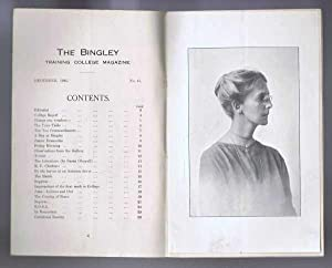 The Bingley Training College Magazine, December 1925, No. 41: not given