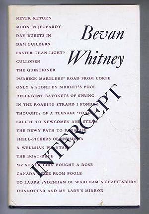 Intercept: Bevan Whitney