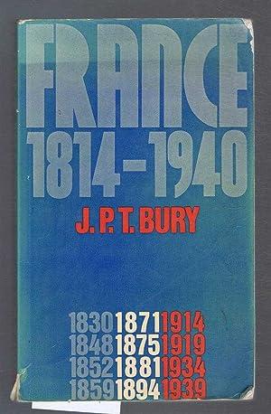 france 1814 1940 bury j p t