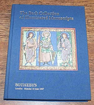 The Beck Collection of Illuminated Manuscripts, Sotheby's: Dr Christopher de