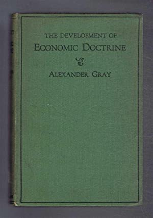 The Development of Economic Doctrine, An Introductory Survey