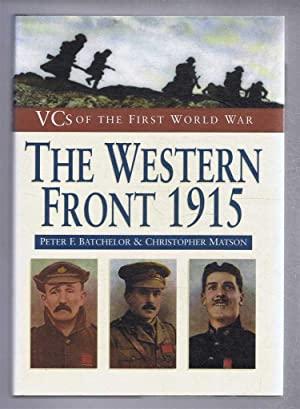 VCs of the First World War: The Western Front 1915