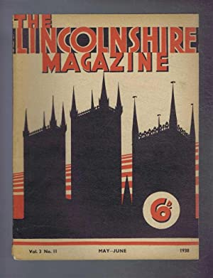 The Lincolnshire Magazine, Vol. 3 No. 11,: Editors: J W