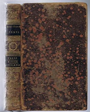 The Poetical Works of William Walsh with: William Walsh, Edward