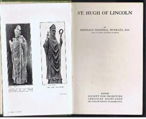 St Hugh of Lincoln: Reginald Maxwell Woolley