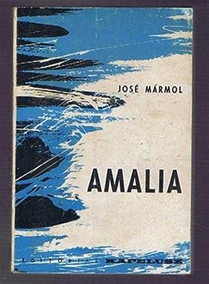 Amali, Novela de la Titiania: Jose Marmol, intro.
