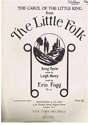The Carol of the Little King from: Music by Eric