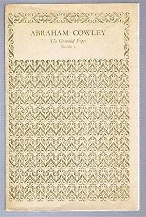 Abraham Cowley, a Selection of Poems, The: Abraham Cowley, edited