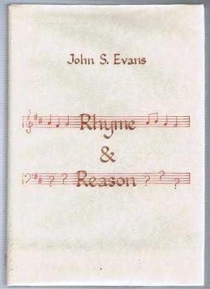 Rhyme & Reason: Evans, John S