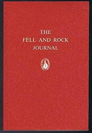 The Fell and Rock Journal, 75 Years,: ed. A G