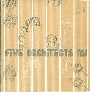 Five architects NY: Camillo Gubitosi e Alberto Izzo