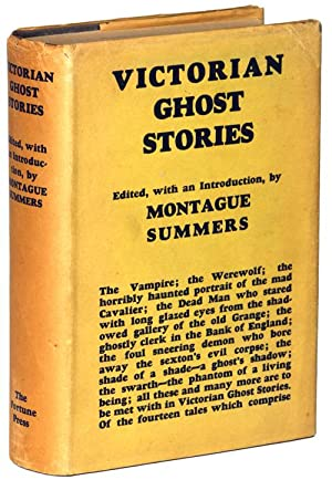 VICTORIAN GHOST STORIES .
