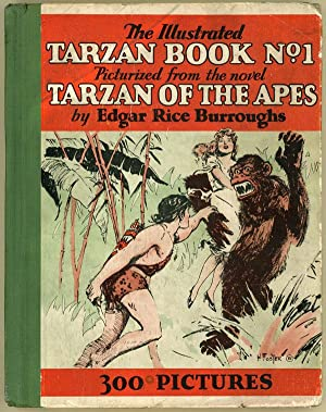 THE ILLUSTRATED TARZAN BOOKS NO. 1