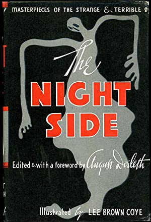 THE NIGHT SIDE: MASTERPIECES OF THE STRANGE & TERRIBLE .