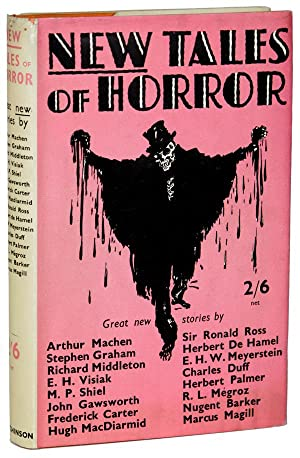 NEW TALES OF HORROR BY EMINENT AUTHORS .