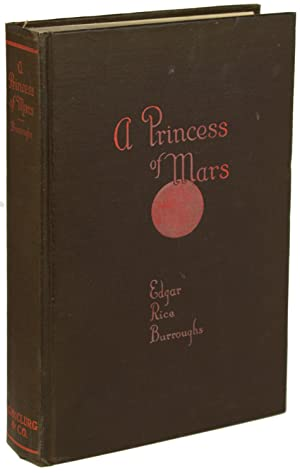 A Princess of Mars, Burroughs, Edgar Rice