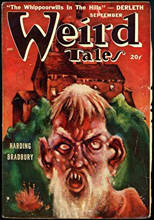 WEIRD TALES: WEIRD TALES. September