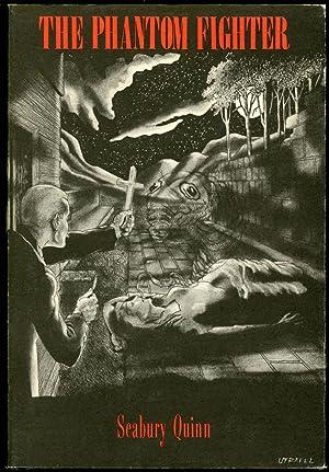 THE PHANTOM-FIGHTER.: Quinn, Seabury