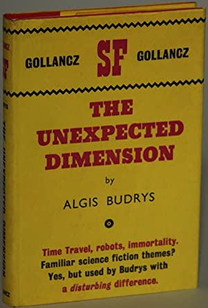 THE UNEXPECTED DIMENSION: Budrys, Algis