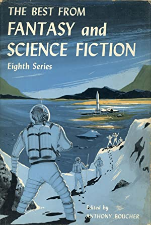 THE BEST FROM FANTASY AND SCIENCE FICTION: EIGHTH SERIES
