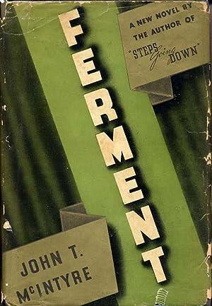 FERMENT: McIntyre, John T.