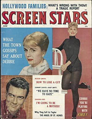 Screen Stars, Vol. 19, No. 3 (June: Victoria Cole, Madge
