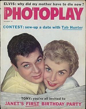 Photoplay, Vol. 54, No. 5 (November 1958): Pam Law, Kerry