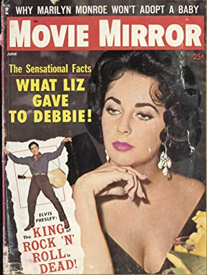 Movie Mirror, Vol. 4, No. 8 (June: M. Culver, Carrol