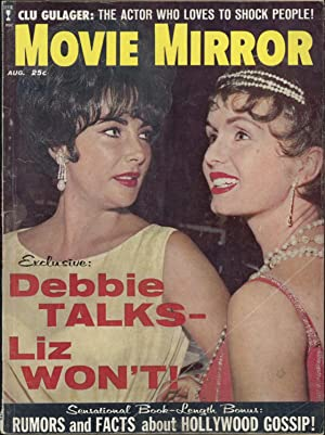 Movie Mirror, Vol. 5, No. 10 (August: Bob Thomas, Pat