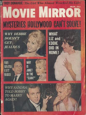 Movie Mirror, Vol. 6, No. 5 (March: Fred Roberts, Marilyn