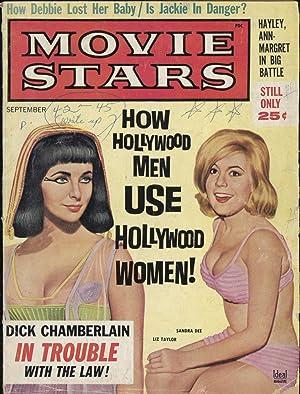 Movie Stars: Vol. 16, No. 4 (September: Diana Lurvey and