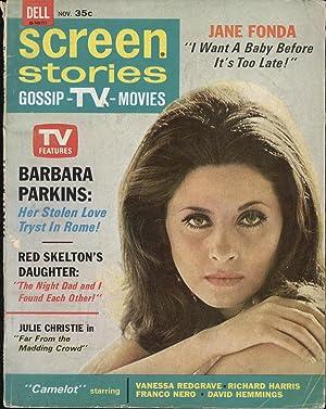 Screen Stories: TV, Gossip, Movies: Vol. 66,: Jack Bradford, Glenna