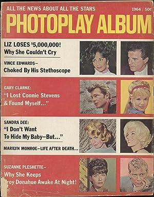 Photoplay Album, 1964: Elizabeth Taylor, Vince Edwards,: Jack J. Podell