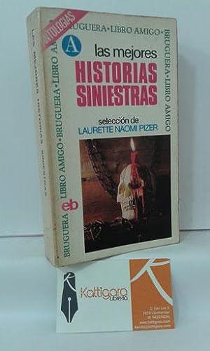 LAS MEJORES HISTORIAS SINIESTRAS: VV.AA.