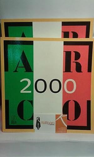 ARCO 2000 TOMOS 1 Y 2: VV.AA.