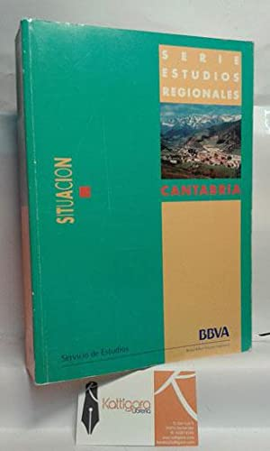 SERIE ESTUDIOS REGIONALES. CANTABRIA: TAGUAS, DAVID -