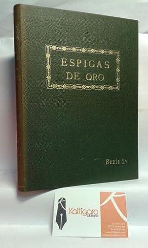 COLECCIÓN ESPIGAS DE ORO. SERIE PRIMERA: VV.AA.
