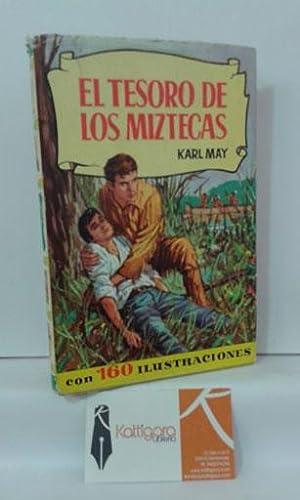 EL TESORO DE LOS MIZTECAS: MAY, KARL