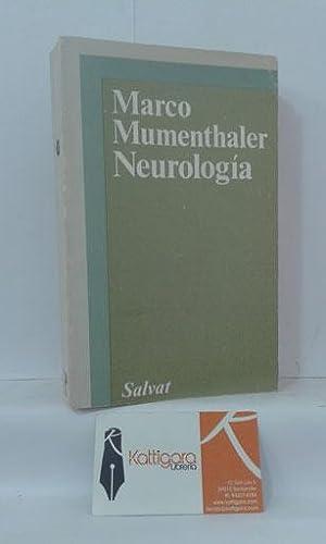 NEUROLOGÍA: MUMENTHALER, MARCO