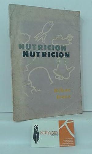 NUTRICIÓN: ICAZA, SUSANA - BÉHAR, MOISÉS