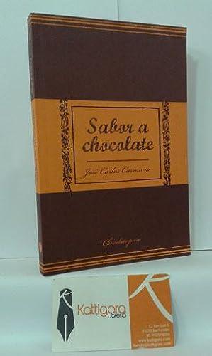 SABOR A CHOCOLATE: CARMONA, JUAN CARLOS