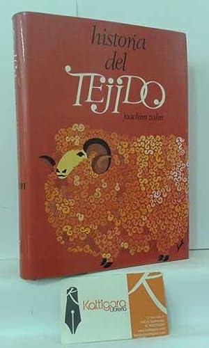 HISTORIA DEL TEJIDO: ZAHN, JOACHIM